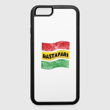 rastafari fahne - iPhone 6/6s Rubber Case