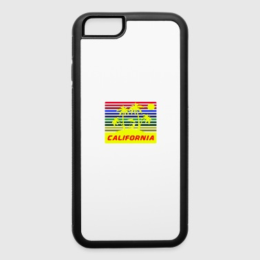 California - iPhone 6/6s Rubber Case