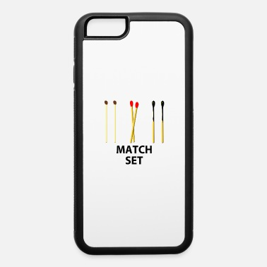 Matching MATCH SET - iPhone 6/6s Rubber Case