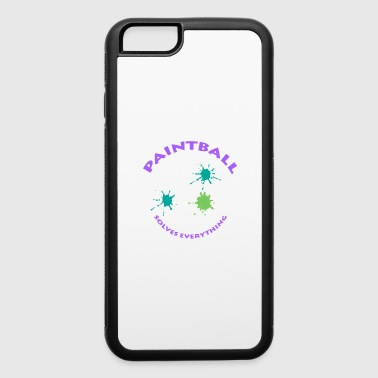 Paintball - iPhone 6/6s Rubber Case