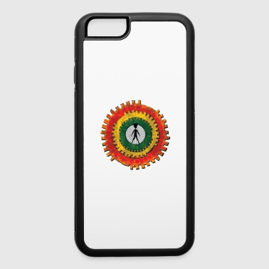 see jah light - reggae - iPhone 6/6s Rubber Case