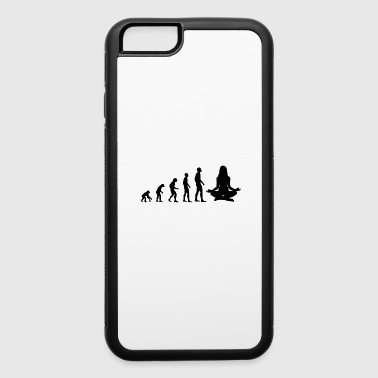Evolution Yoga - iPhone 6/6s Rubber Case