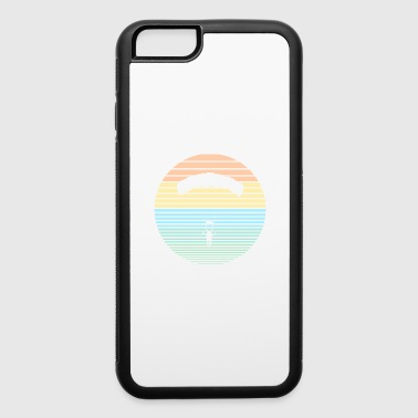 Paragliding Paraglider - iPhone 6/6s Rubber Case