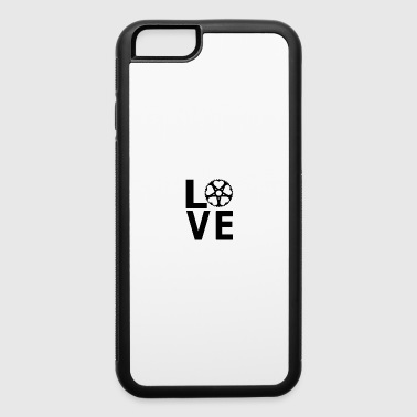 love 2 01 - iPhone 6/6s Rubber Case