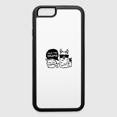 Alpaca Llama - iPhone 6/6s Rubber Case