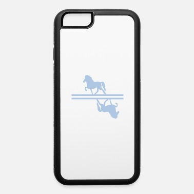 Day Icelandic Horse: Pony Merch - iPhone 6/6s Rubber Case