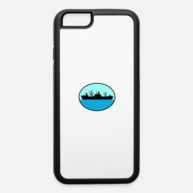 Attackers World War Two Attack Cargo Ship Retro - iPhone 6 Case