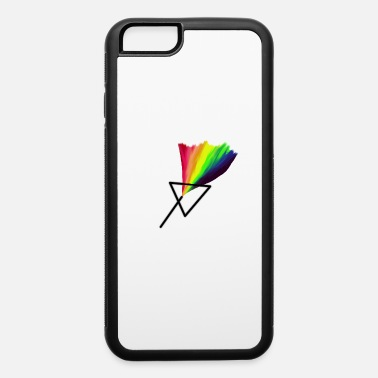 Trend Prism Rainbow - iPhone 6/6s Rubber Case