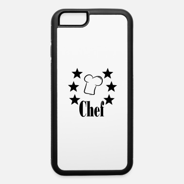 Star Chef Chef with six stars - iPhone 6 Case