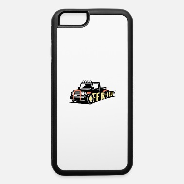 Official Person Truck off road - iPhone 6/6s Rubber Case