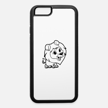 Cute Animals Cute lion animal - iPhone 6 Case