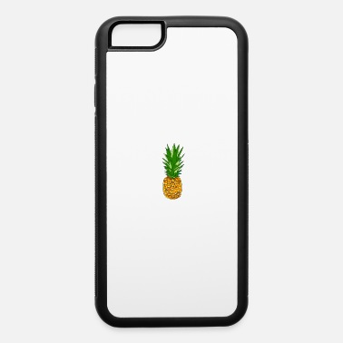 Inside Pineapple is the Answer gift shirt colour - iPhone 6 Case