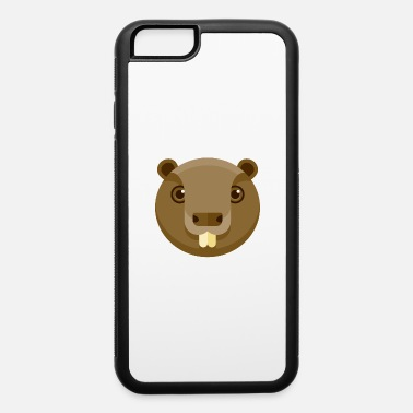 Canadian Beaver Beaver - iPhone 6 Case