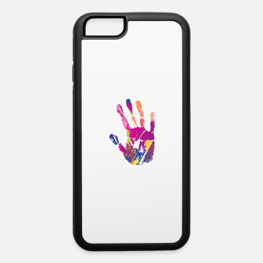Hand Painted Hand Painting - iPhone 6 Case