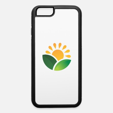 Obscure Sunrise Obscured Leaves - iPhone 6 Case