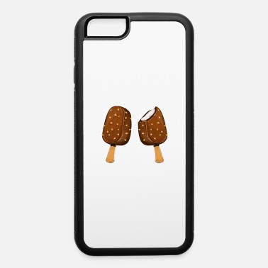 Stick Figure Chocolate ice cream stick - iPhone 6 Case