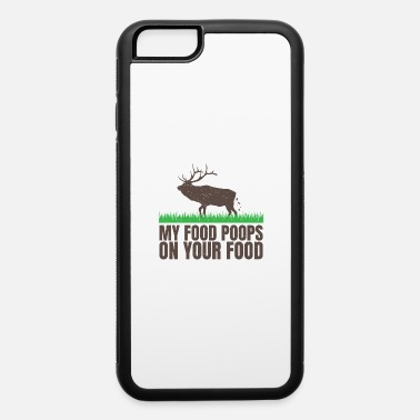 Disse my food poops on your food - iPhone 6 Case