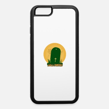 Grave halloween grave - iPhone 6 Case