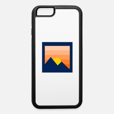 Egypt classic pyramid logo - iPhone 6 Case