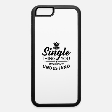 Engagement Single Shirt - iPhone 6 Case