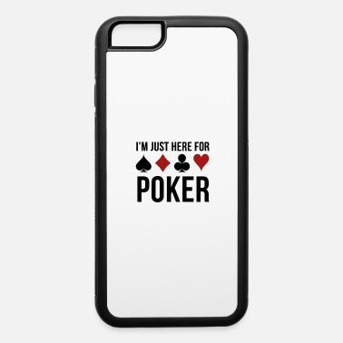 Poker Passion Poker T-Shirts Poker Cards Poker Chips Gift Ideas - iPhone 6 Case