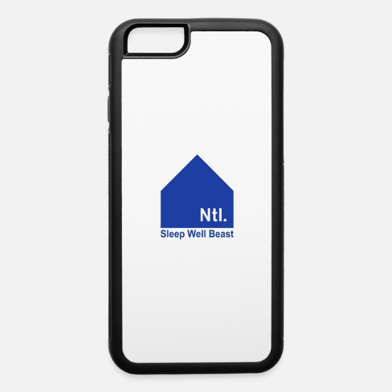 National Team iPhone Cases - the national band - iPhone 6 Case white/black