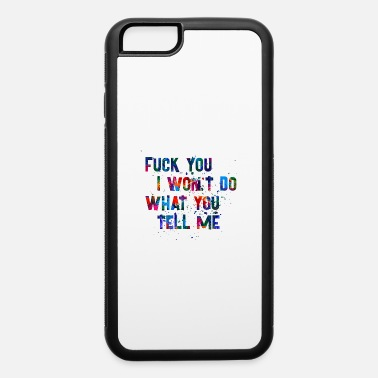 Telling TELL ME - iPhone 6 Case