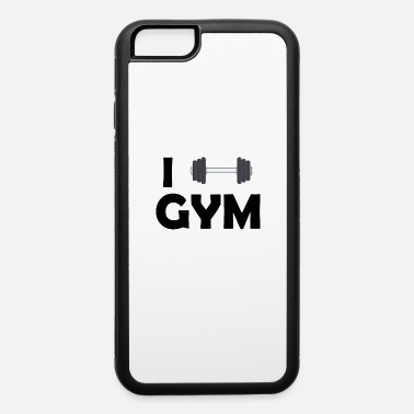 Fitness fitness - iPhone 6 Case