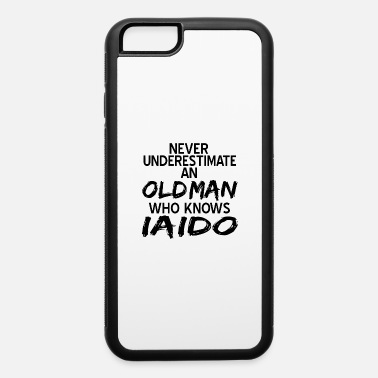 Sword Iaido - iPhone 6 Case