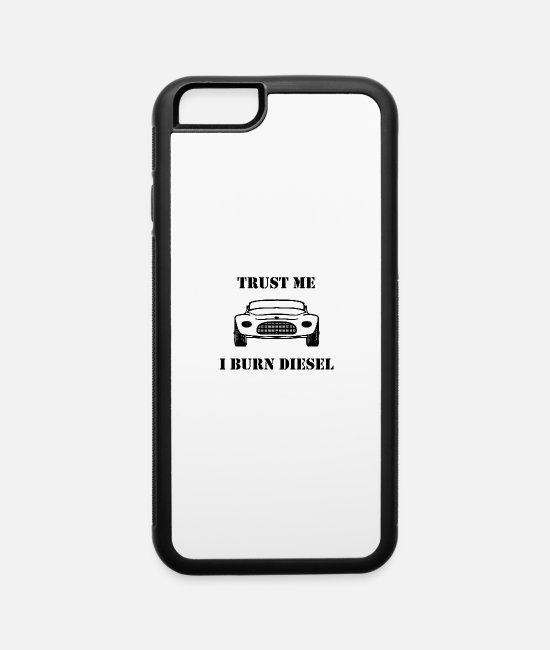 Sport iPhone Cases - Motor sport - iPhone 6 Case white/black