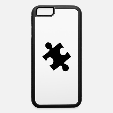 Puzzle Piece jigsaw puzzle piece - iPhone 6 Case