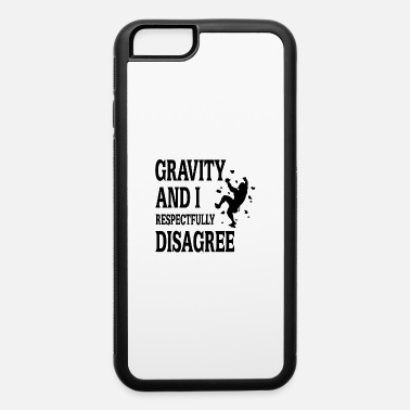 Climbing Wall Bouldern - iPhone 6 Case