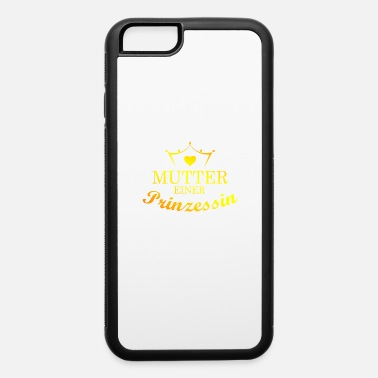 Dear Superhero Mother and daughter mothers day love daughters mom - iPhone 6 Case