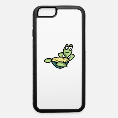 Turtle Turtle Chill Tanks Back Shell Birthday Celebration - iPhone 6 Case