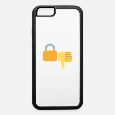Lockdown No lockdown - iPhone 6 Case