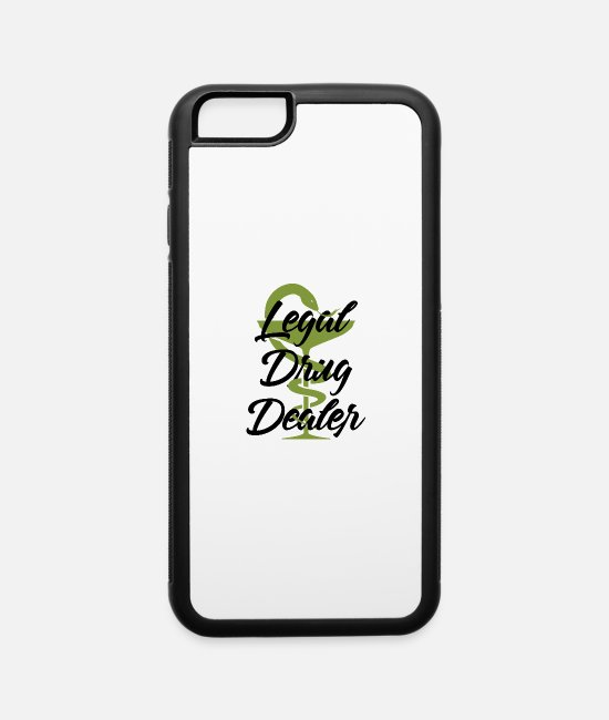 Medicine iPhone Cases - Pharmacists | Pharmacists Pharmacy Profession Gift - iPhone 6 Case white/black