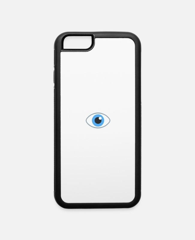 iPhone Cases - MI & Sony Cases Design - iPhone 6 Case white/black