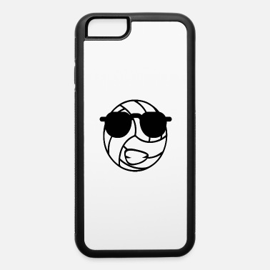 Funny Volleyball funny volleyball with sunglasses - iPhone 6 Case
