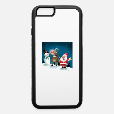 Lighting Red Noses - iPhone 6 Case