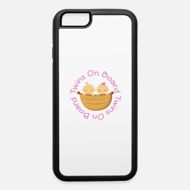 Twins On Board Twins On Board - iPhone 6 Case