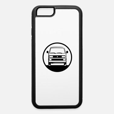 Microbus T3.2 Bus (front + your Text) - iPhone 6 Case