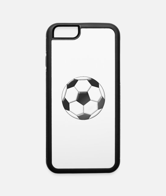 Hog iPhone Cases - football - iPhone 6 Case white/black