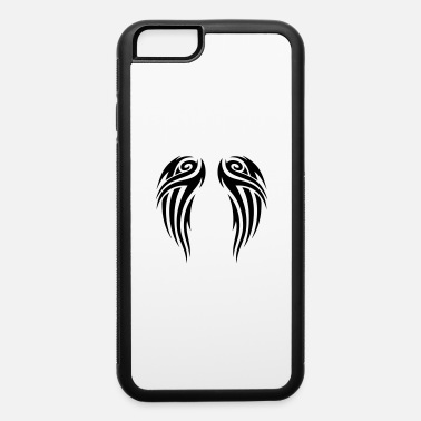 tribal wings - iPhone 6 Case