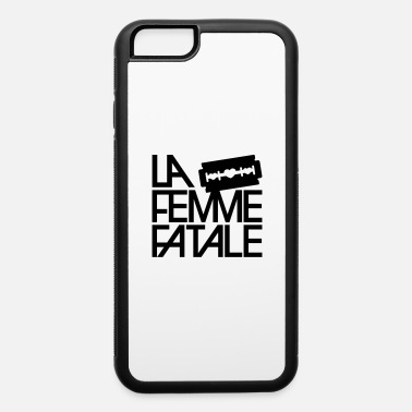Femme The femme fatale - iPhone 6 Case