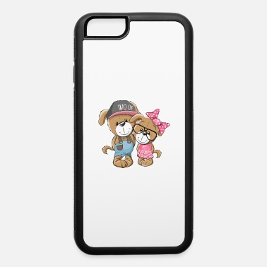 Clothes love dog clothes smile - iPhone 6 Case