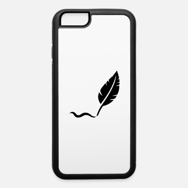 Quill-pen Feahter quill - iPhone 6 Case