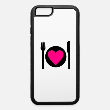 I Love Eating I love Eating - iPhone 6 Case