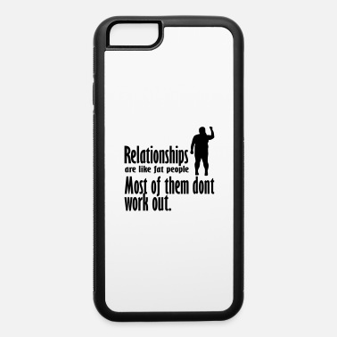 Relationship relationships - iPhone 6/6s Rubber Case