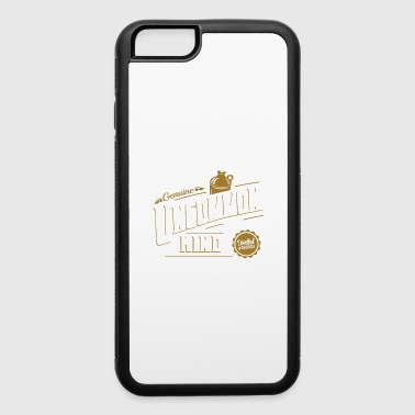 UK White - iPhone 6/6s Rubber Case