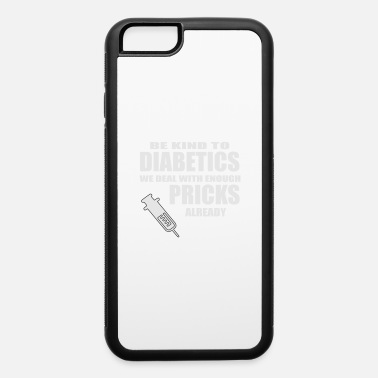 Diabetic diabetics - iPhone 6/6s Rubber Case